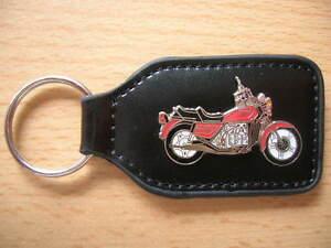 Auto & Motorrad: Teile WunderschöNen Schlüsselanhänger Honda Gl Goldwing Gold Wing Gw Rot Red Motorrad Art 0539 Schlüsselanhänger