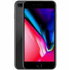 Apple iPhone 8 Plus Space Gray 64gb Unlocked