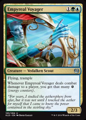4x Empyreal Voyager MTG Kaladesh NEW