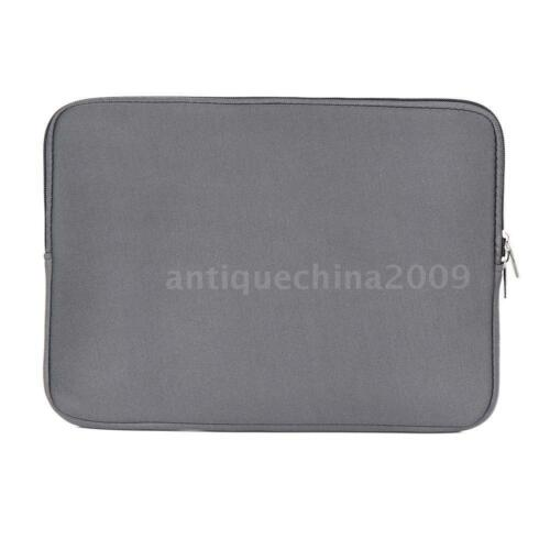 """Laptop Case Bag Soft Cover Sleeve Pouch For 13in 13.3/"""" Macbook Pro Notebook C9G0"""