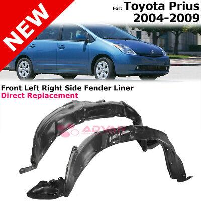 New Front Driver Side Fender Splash Shield For Toyota Prius 2004-2009