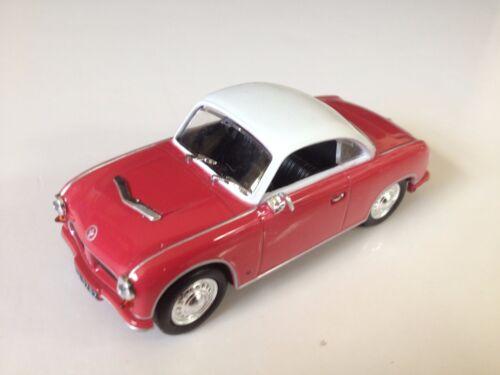 1:43 MODELLAUTO DIECAST IST DEAGOSTINI AUTO UdSSR-P66 AWZ P70 Coupe