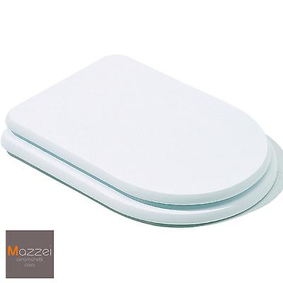 Sedile WC bianco Roca Meridian A801360004