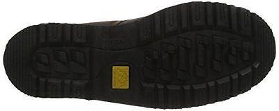 Para HOMBRE GROUNDWORK CATERPILLAR Seguridad Puntera De Acero Zapatos Tobillo Botas De Trabajo Talla 6-13