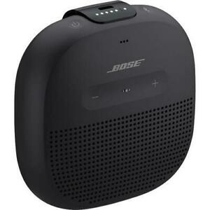 NEW BOSE SoundLink Micro Bluetooth speaker - Black | Wireless Speakers