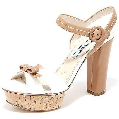 86322 sandalo PRADA CAMOSCIO scarpa donna shoes women [36] GQMpG7n