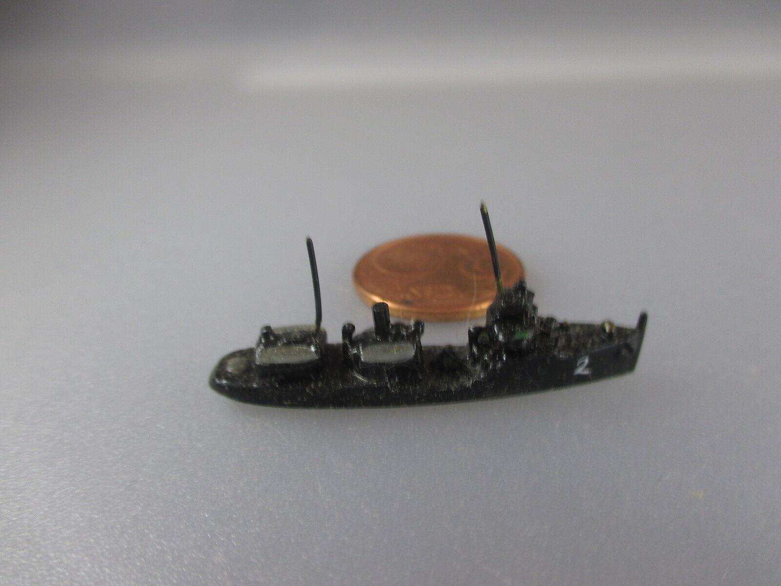 Wiking  barco modelo sperrfahrzeug sperrfahrzeug sperrfahrzeug mt 2 (nº 64 k33) 309eb9