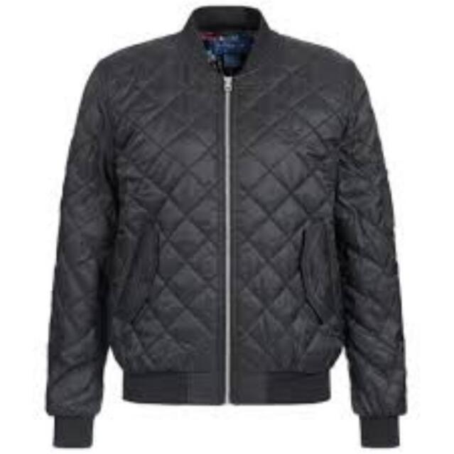 Adidas Mujer Acolchado Reino Nuevo 12 Negro 8 Bombardero Para UK ay4784 Unido Size Abrigo Chaqueta y de zpMqSUV