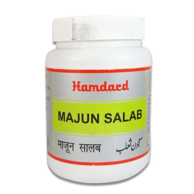 Hamdard Majun Salab 60 gram Pack Free Shipping