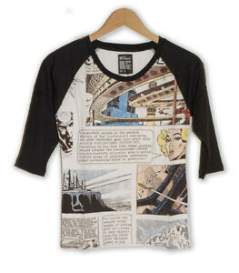 Archigram-No-4-unisex-3-4-length-sleeves-T-Shirt-Architects-Limited-Edition