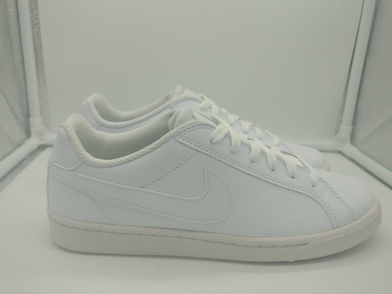Nike femmes Court Majestic UK 5 blanc Wolf gris 454256128