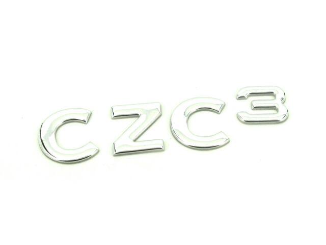 Genuine New MITSUBISHI CZC1 WING BADGE Emblem For Colt Convertible CZC 2006+