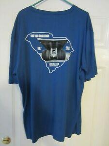 Michelin US7 Earthmover 500 Ton Challenge 2021 T shirt XXL - 2XL