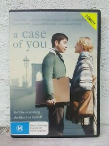 A-Case-Of-You-DVD-Justin-Long-Evan-Rachel-Wood-ROMANTIC-COMEDY-MOVIE-2013