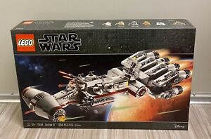 LEGO-75244-Disney-Star-Wars-Tantive-IV-C-3p0-and-R2D2-1768pcs-12-RARE-NISB