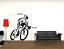 miniature 3 - Adesivo MURALE BICI DA CORSA CICLISMO BDC Wall stickers alta qualità da parete