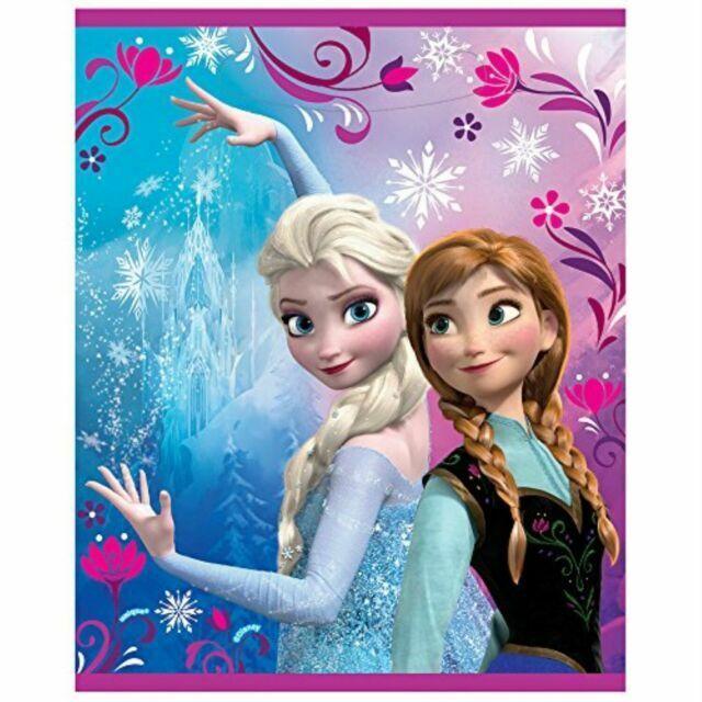 Disney Frozen Set of 16 Birthday Party Goody Loot Treat Favor Bags