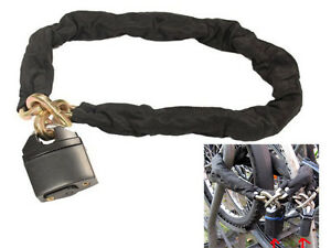 NEW-1-2M-HEAVY-DUTY-MOTORBIKE-BIKE-CHAIN-amp-PADLOCK-LOCK