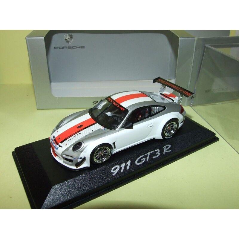PORSCHE 911 GT3 R 997 MINICHAMPS 1 43 43 43 3fbab4