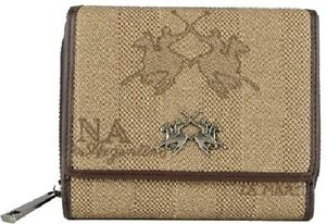 05ab89080c Portafoglio Donna Marrone La Martina Wallet Woman Lady Wallet W Flap And  Ext Coi
