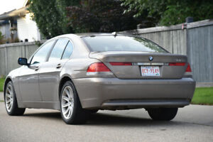BMW 745i for sale