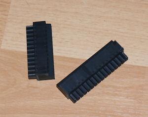 2 connecteurs pour module automate TWIDO TWDLMDA20DRT - France - État : Neuf: Objet neuf et intact, n'ayant jamais servi, non ouvert, vendu dans son emballage d'origine (lorsqu'il y en a un). L'emballage doit tre le mme que celui de l'objet vendu en magasin, sauf si l'objet a été emballé par le fabricant d - France