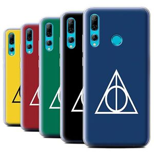 Gel-TPU-Case-for-Huawei-P-Smart-2019-Honor-20-Lite-Magic-Hallows-Inspired