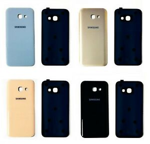 New-Samsung-Galaxy-A3-2017-A320-A320F-Back-Battery-Rear-Glass-Cover-Adhesive