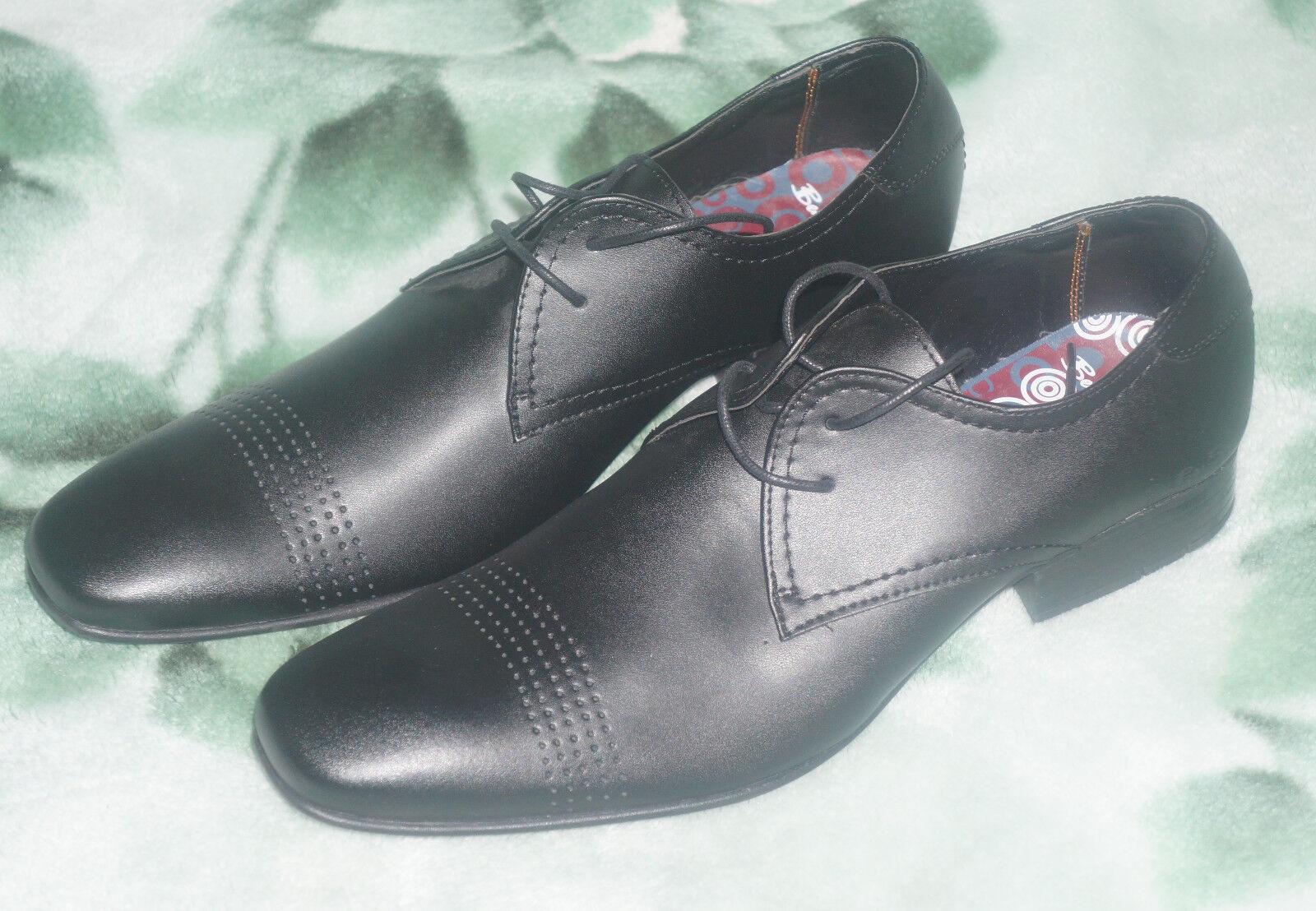 Brand New Ben Sherman Men's Black shoes Size 11 EU 45
