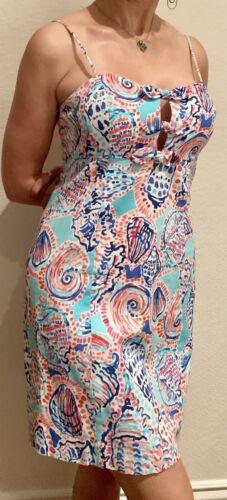 Lilly Pulitzer Dress Sz 4
