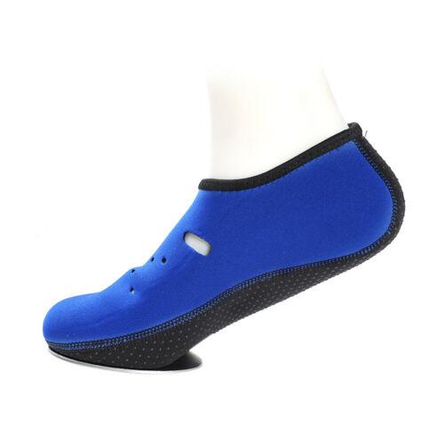 UK Men Women Water Shoes Socks Diving Socks Pool Beach Swim Slip On Surf Holiday