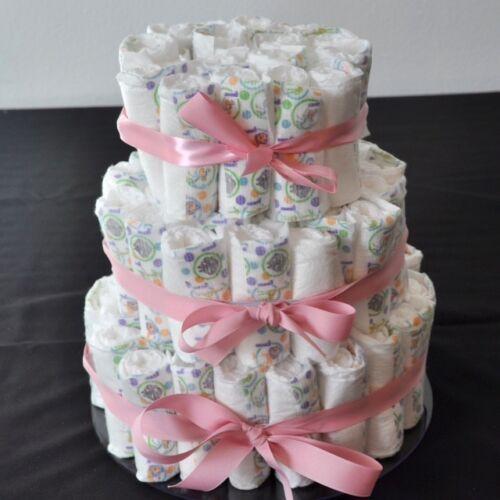 Baby Shower Diaper Cake Birthday Cake Kit EZ Diaper Cake Kit