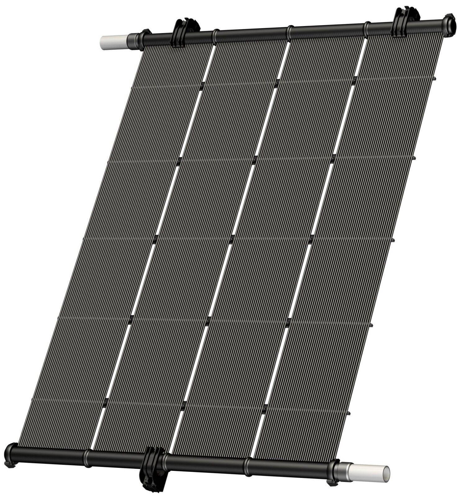 Profi Pool Schwimmbadheizung Solar Heizung Kollektor 8,31 m² (EUR 66,-- / m²)
