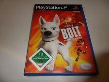PlayStation 2  PS 2  Bolt: Ein Hund für alle Fälle!