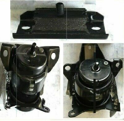 3PC ENGINE AND TRANSMISSION MOUNT FOR 2004-2008 CHRYSLER CROSSFIRE FAST SHIPPING