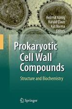 Prokaryotic Cell Wall Compounds : Structure and Biochemistry (2010, Hardcover)