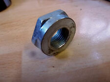 TRIUMPH PRE UNIT EARLY  FRONT/REAR WHEEL SPINDLE NUT 6T 5T 3T TR6 37-0005