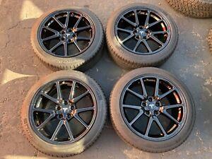 "Powdercoated 18"" Tesla OEM Model 3 Factory Wheels Rims 235 ..."