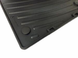 Mercedes Fussmatten Satz GLK-Klasse X204 schwarz