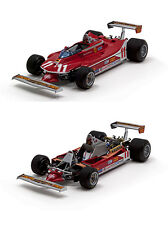Exoto Models 1/18 1979 Ferrari 312T4 #11 Jody Scheckter British Grand Prix