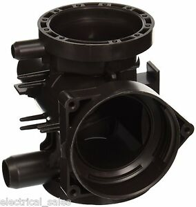 Genuine Lg Washing Machine Drain Pump Filter Housing