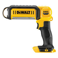 DEWALT DCL050  DCL050N Cordless 18V LED Light 9 point Pivot Head Torch BODY ONLY