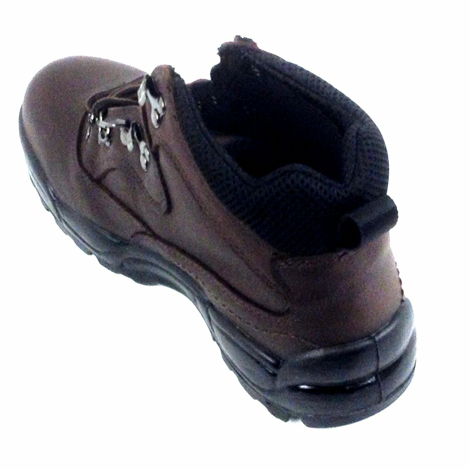 Iron Iron Iron Age Brown ESD Steel Toe SD HIcker Brown Boot Pelle Upper Style # 298 b33189