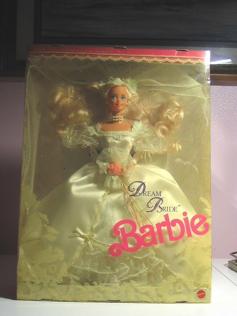 Barbie - 1991 Dream Bride Barbie