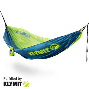 Klymit-Traverse-HAMMOCK-2-Person-Camping-CERTIFIED-REFURBISHED
