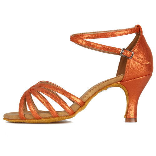 Brand New Ballroom heeled Latin Dance Shoes for Women//Children//Girls//Tango/&Salsa
