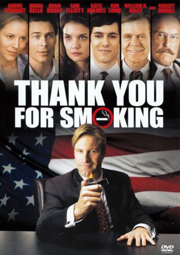 1 von 1 - THANK YOU FOR SMOKING / DVD - TOP-ZUSTAND