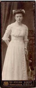 CDV-Foto-Feine-Dame-Neuwied-1900er
