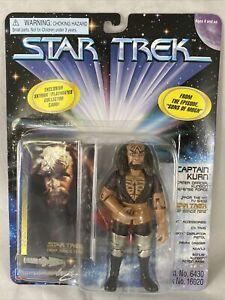 1997 Playmates | Star Trek Deep Space Nine | Captain Kurn | Action Figure