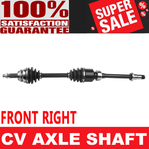 Details about FRONT RIGHT CV Joint Axle Shaft For LEXUS ES350 07-12